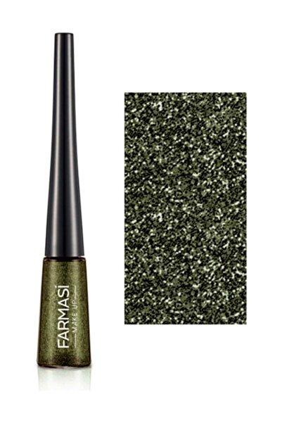 Glitter Eyeliner - Iridescentgreen 04-4,5gr 8690131773373