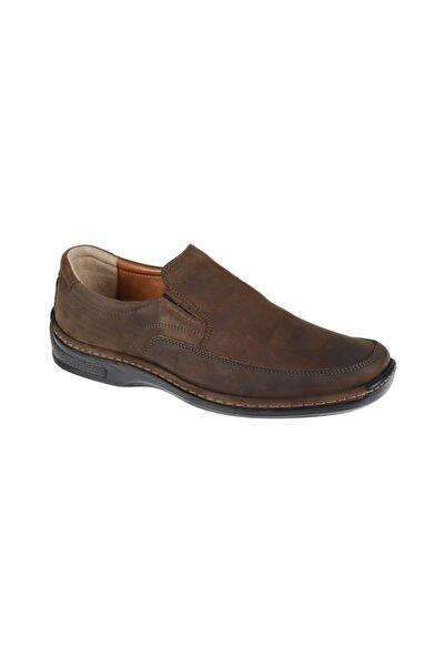 Friendly Hakiki Deri Vizon Erkek Comfort Ayakkabı