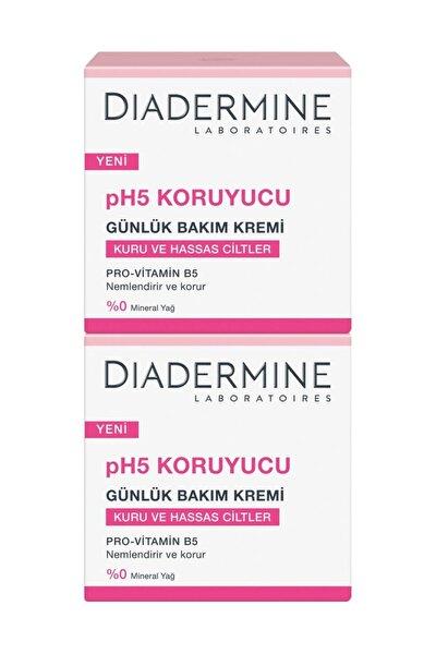Diadermine Essentıal Care Koruyucu Nemlendirici Bakım Kremi X 2 Adet