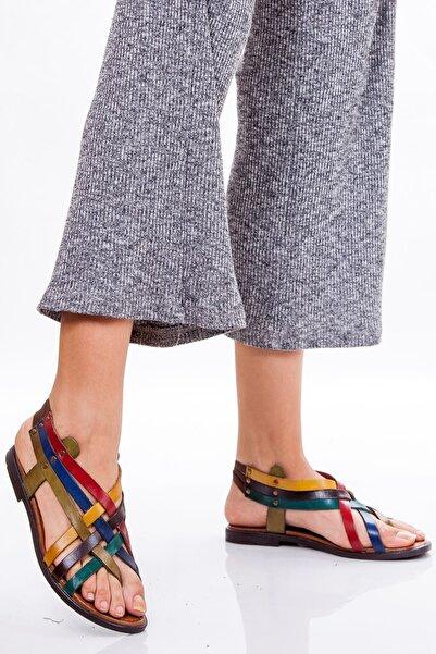 Ayakkabı Frekansı Multi Asos ki  Sandalet