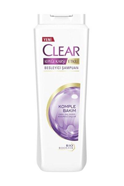 Clear Komple Bakım Şampuan 500 ml