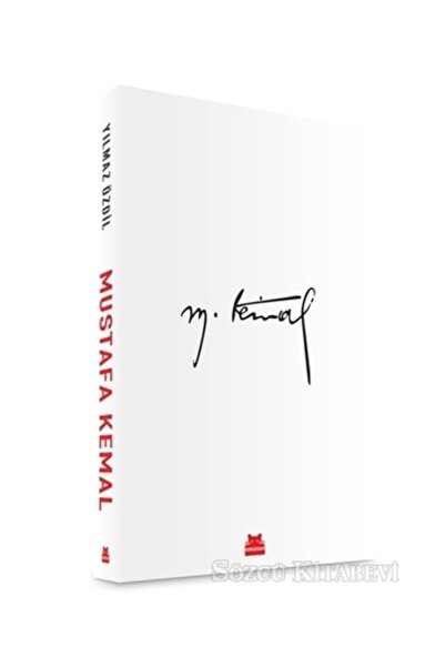 Kırmızı Kedi Yayınevi Mustafa Kemal (ciltli)/yılmaz Özdil
