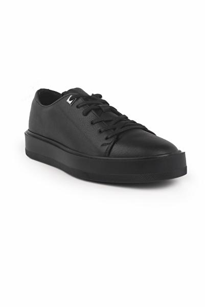 Tommy Life Siyah Erkek Spor Ayakkabı T08ER-89051_1