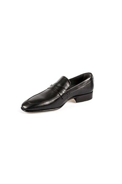 Fosco Siyah Günlük Erkek Ayakkabı 8525 114