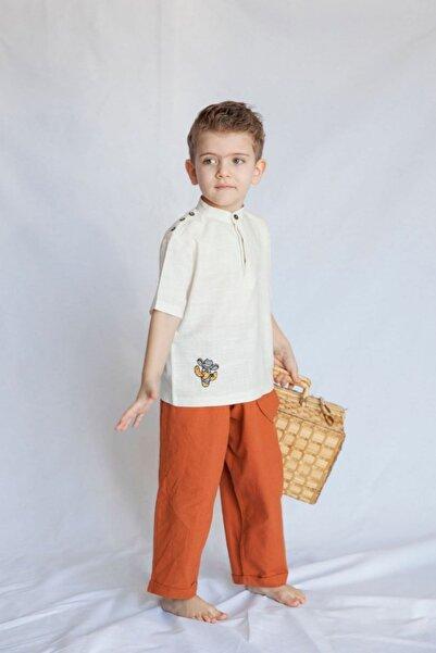 MİO Safari Çocuk Gömlek