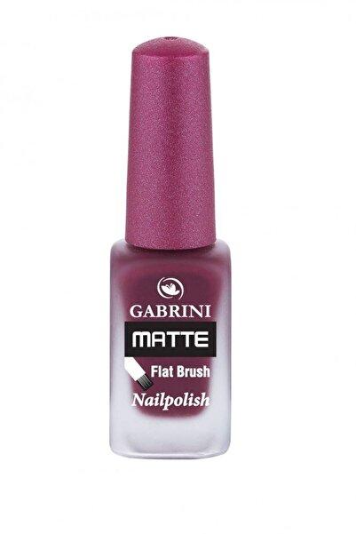 Gabrini Mat Oje - Matte Nail Polish M14 8696814067142