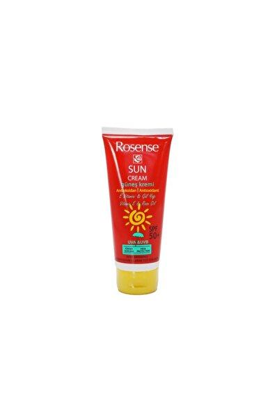 Güneş Kremi Spf 50 + Rosense Güneş Yağı Spf 20 200 ml