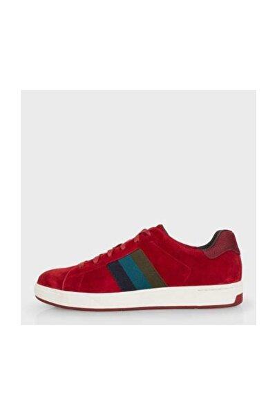 Paul Smith Erkek Spor Ayakkabı Kırmızı Spxg R102