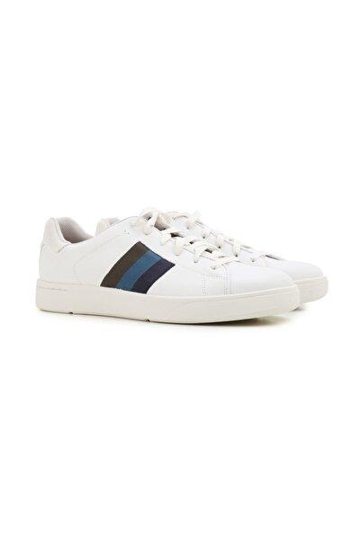 Paul Smith Erkek Spor Ayakkabı Beyaz Spxg R100