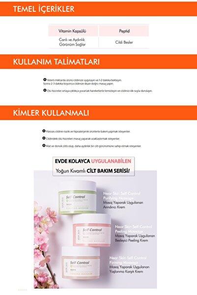 Peeling Krem - Near Skin Self Control Peeling Massage 200 ml 8809530047842