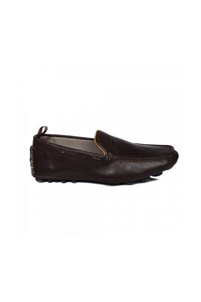 Paul Smith Erkek Spor Ayakkabı Kahverengi Smxg O281