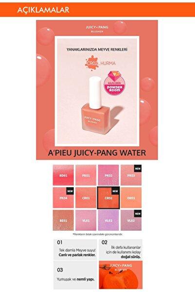 A'PIEU Juicy-Pang Water Blusher (CR02)