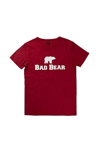 Bad Bear Tee Os Kırmızı Kısa Kollu Tişört