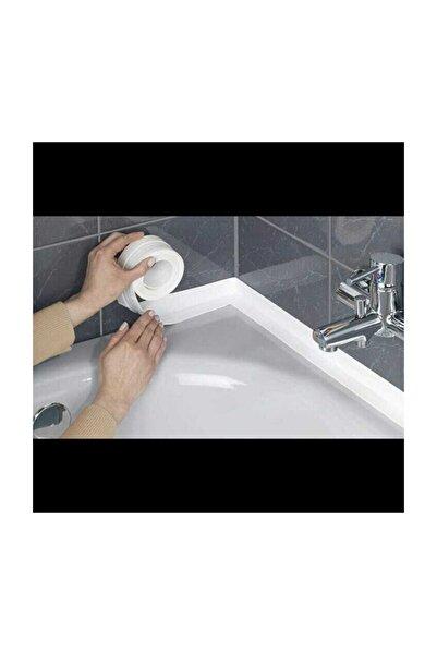 ERGONOMİSEPETİ Su Sızdırmaz Bant Lavabo Küvet Kenar Bandı Küvet Duş.( A+a Kalite