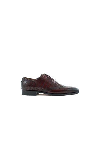 MOCASSINI Bordo Erkek Klasik Ayakkabı  201Mce139 28898