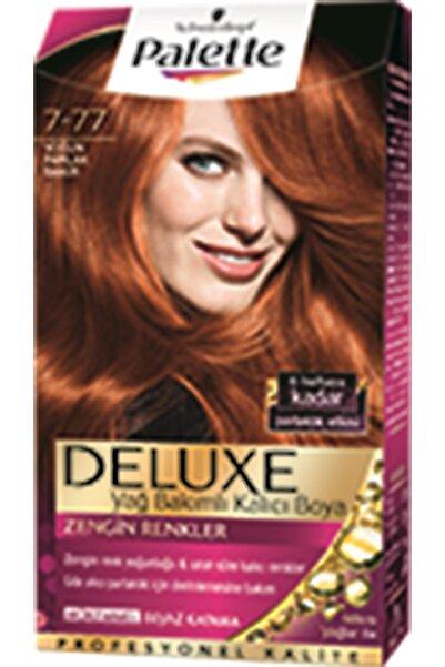 Palette Deluxe Yoğun Bakır (7.77) Saç Boyası 50 ml