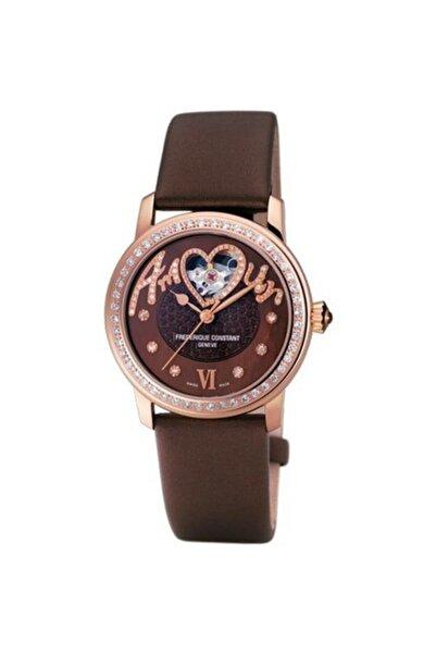 Frederique Constant Pırlantalı Kadın Kol Saati Fc310csq2pd4