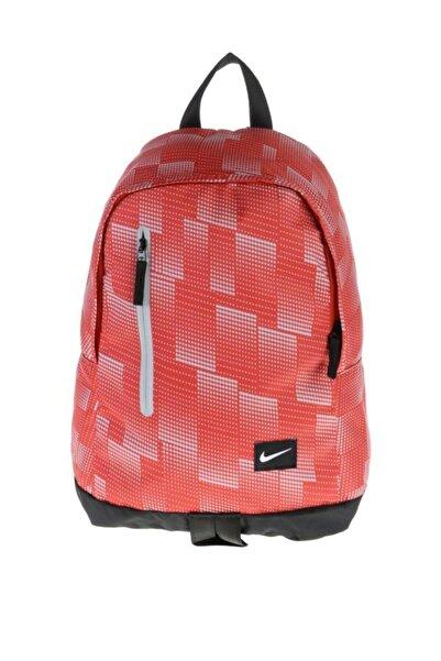 Nike Unisex Sırt Çantası Kırmızı Ba4856 657