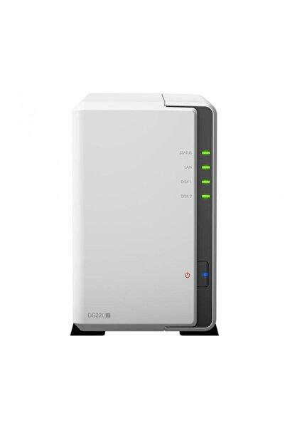 "SYNOLOGY Ds220j Nas Server 2ad 3,5"" Dısk Desteklı Storage"