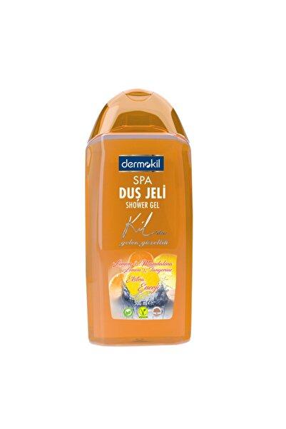 Dermokil Therapy Limon Ve Mandalina Duş Jeli 500 ml