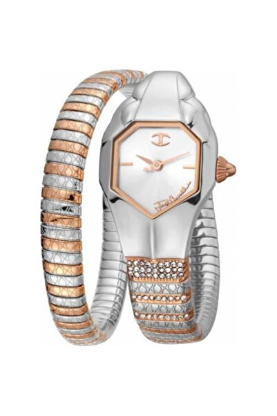 Just Cavalli Kadın Gümüş Bakır Kol Saati Jc-1l113m0055