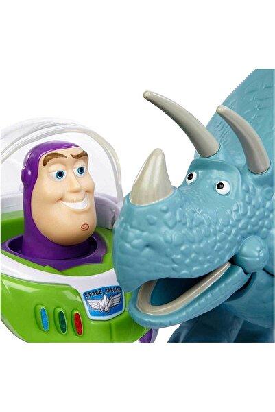 Toy Story 4 İkili Figür Seti - Buzz Lightyear & Trixie