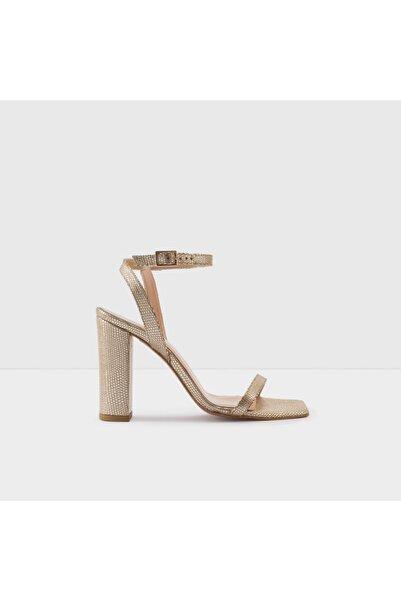 Aldo Yelowa-tr - Kadın Altın Topuklu Ayakkabı