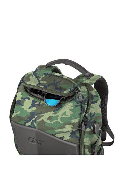 23302 Gxt1255 Outlaw Backpack - Kamuflaj