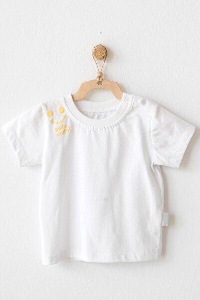 andywawa Yazlık Bebek Kısa Kol T-shirt