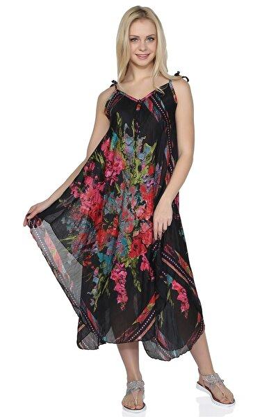 Eliş Şile Bezi Afrodit Elbise Pano Desen Els62401sle