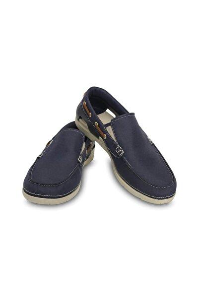 Crocs BEACH LINE BOAT SLIP ON Saks  Loafer Ayakkabı