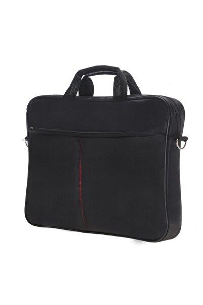 PLM Unisex Notebook Çantası - Siyah Drexel 6300 15.6 Inç