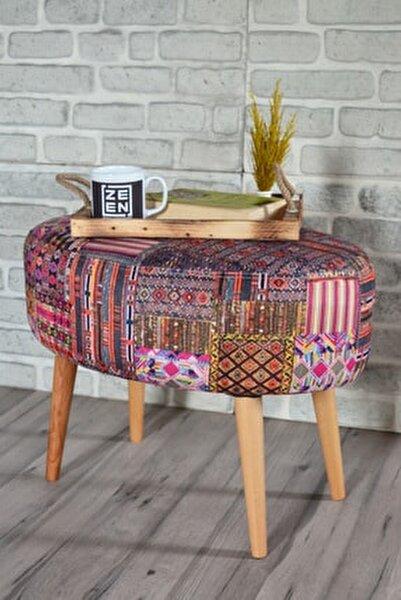 Sanal Mobilya Puf Bench