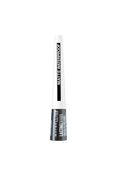 Maybelline New York Eyeliner - Master Ink Matte Waterproof Glitter Siyah Eyeliner 12 Black 30142442