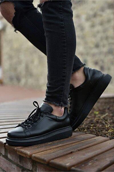 Chekich St Erkek Ayakkabı Siyah Ch257