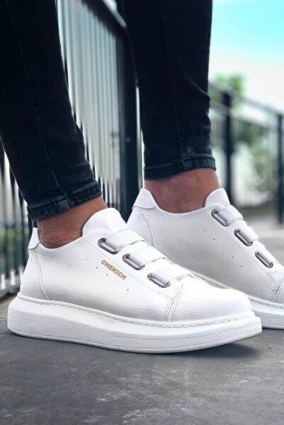 Chekich Bt Erkek Ayakkabı Beyaz Ch253