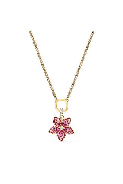 Swarovski Kolye Tropical-pendant Flower Lmul-gos 5524356