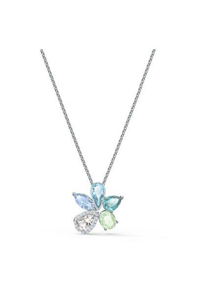 Swarovski Kolye Sunny-necklace Lmul-rhs 5518414