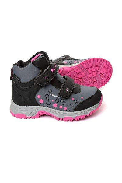 lumberjack Sıyah/Fusya Çocuk Outdoor Ayakkabı 2LUMK2018011