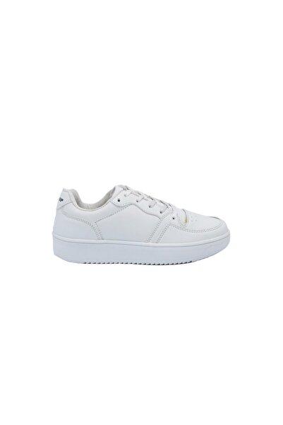 DUNLOP Kadın Beyaz Günlük  Yürüyüş Ayakkabı 505147473-1