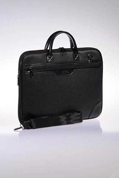 Siyah Unisex Laptop & Evrak Çantası 8690027118349