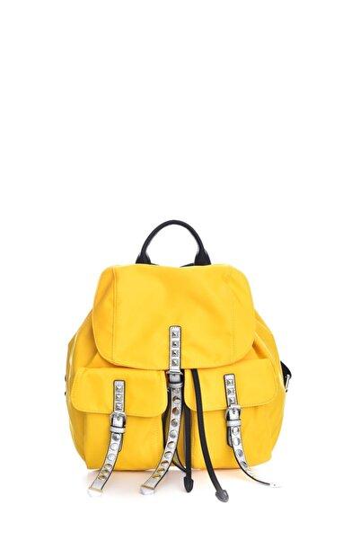 De Vib 2020 Yaz Sarı Sırt Çantası Boracay 8088