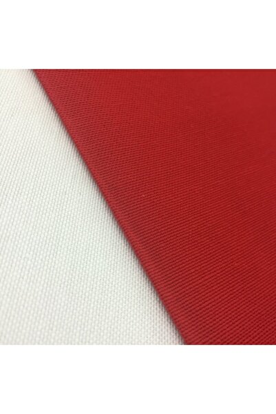 Yuka Çok Amaçlı Düz Renk Kırmızı Duck Kumaş(küçükçalık)