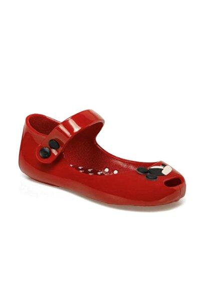 Minnie Mouse Kırmızı Kız Çocuk Love Terlik Deniz Ayakkabısı