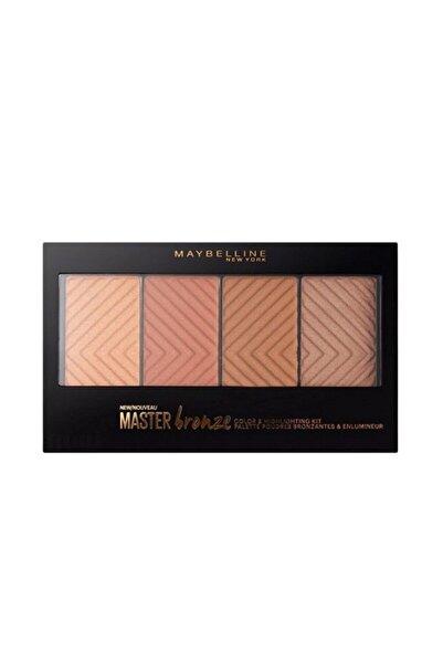 Maybelline New York Bronzer Paleti - Master Bronze Palette No: 20 3600531378684