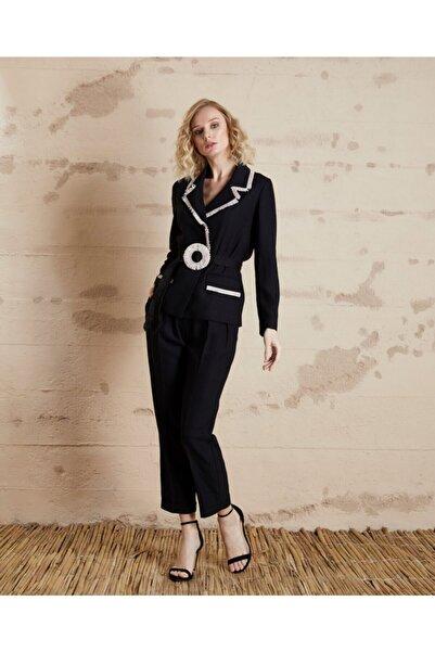 SERPİL Kadın Duble Paçalı Pantolon