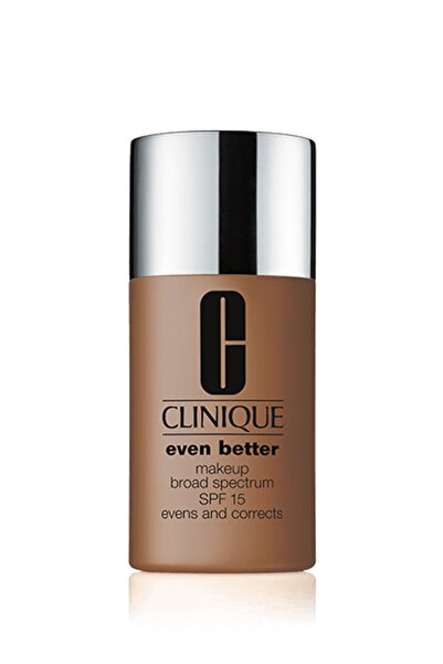 Clinique Fondöten - Even Better Foundation Mahogany Spf 15 30 ml 020714977177