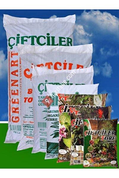 Çiftçiler Çiçek Toprağı Sebze Toprağı Torf Ve Gübre Karışımlı 40 lt