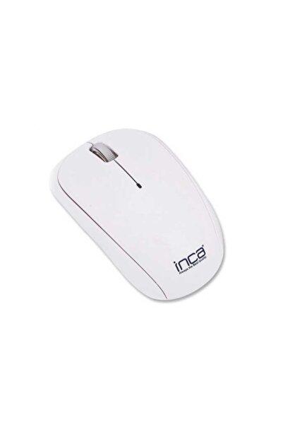 Inca Iwm-111rmb Track Red Sensör Beyaz Kablosuz Nano Alıcılı Mouse