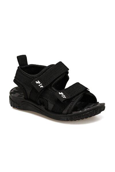 512668.P Siyah PE Sandalet